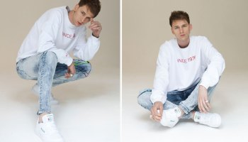 305ca6ec4e57df Machine Gun Kelly Becomes Newest Face for Reebok Classic