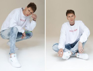 Machine Gun Kelly joins Reebok Classic