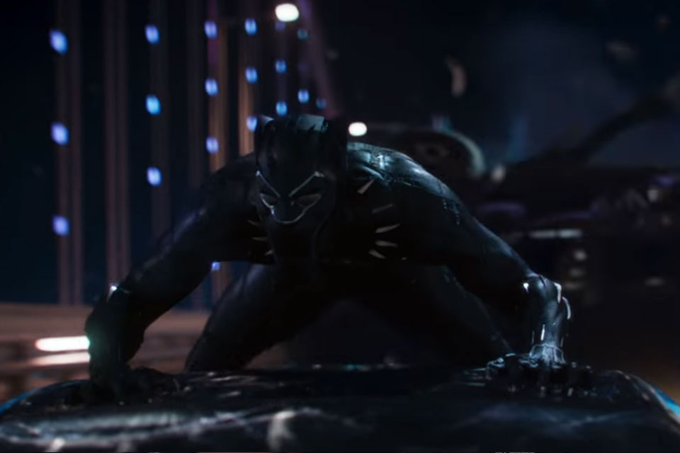 Marvel Black Panther trailer