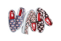 Supreme x Vans Slip-On 666 Pack