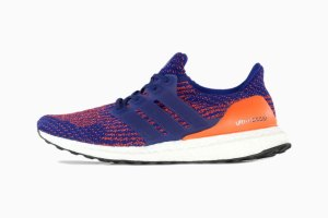 Adidas Ultra Boost 3.0 Purple & Orange