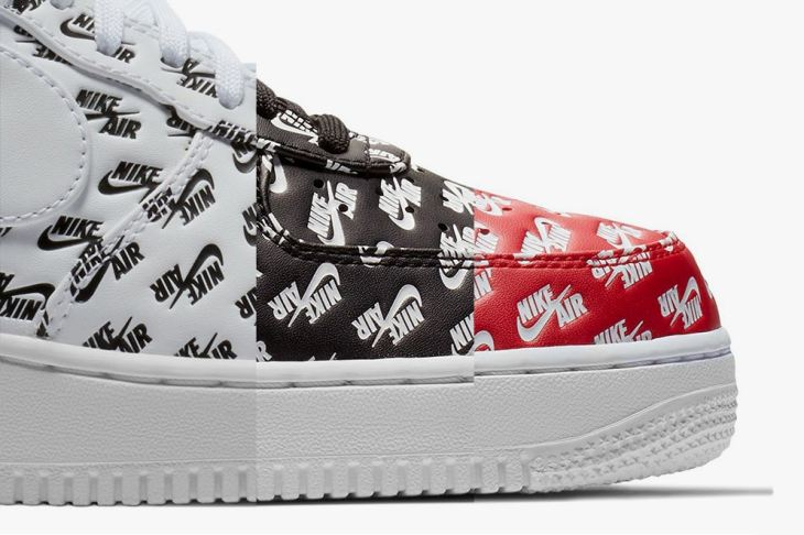 Nike Air Force 1 All Over Print