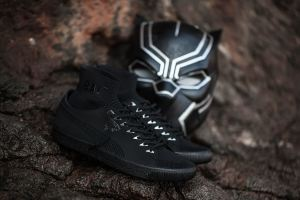 BAIT x Black Panther x PUMA Clyde Socks