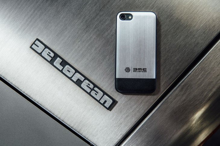 HEX Drops iPhone Case With DeLorean Motor Company