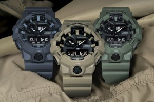 G-Shock Utility Color Collection