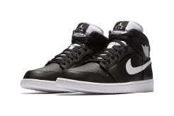 Air Jordan 1 Premium Essentials Black White