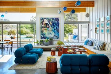 Mike D Beastie Boys Malibu Home