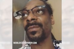 Snoop Dogg Hilarious Reacts to Rob Kardashian & Blac Chyna Drama