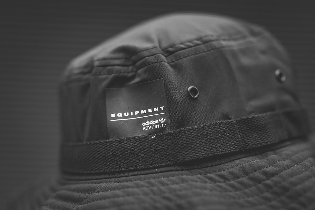 Adidas Releases EQT-Inspired Boonie Hat 3854a17e88e