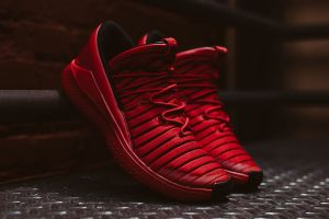 Jordan Flight Luxe Gym Red