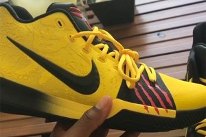 Kyrie 3 Bruce Lee Edition