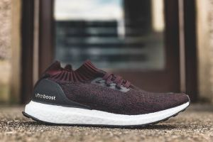 Adidas UltraBOOST Uncaged Dark Burgundy