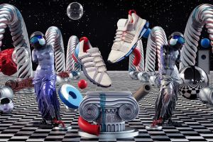 Adidas Consortium A//D Parallel Dimension Pack
