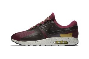 Nike Air Max Zero Bordeaux