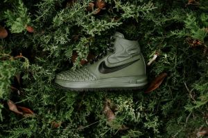 Nike Lunar Force 1 Duckboot Medium Olive