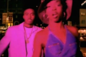 Nas and Lauryn Hill
