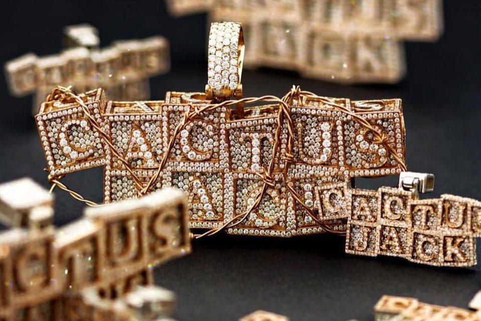 Travis Scott jewelry