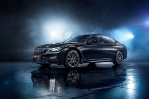 BMW 7 Series Black Ice Edition