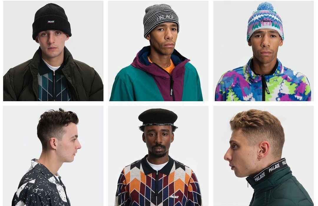 Palace Skateboards Winter 2017 Collection