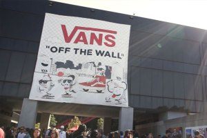 Touring Vans New Headquarters in Costa Mesa, California
