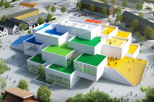 Airbnb LEGO House