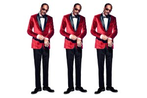 Snoop Dogg x Michael Strahan Suit Jacket