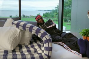 2 Chainz $150K Bed Made of Horse Hair