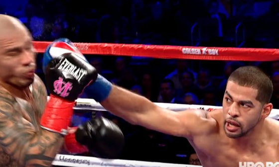 Sadam Ali Miguel Cotto HBO highlights