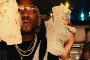 Jeezy Puff Daddy - Bottles Up Video