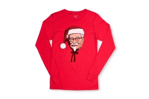 KFC holiday apparel collection