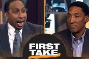 Scottie Pippen Says LeBron James is Ahead of Jordan