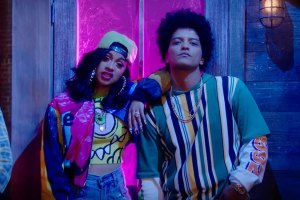 Bruno Mars Cardi B Finesse Remix Video