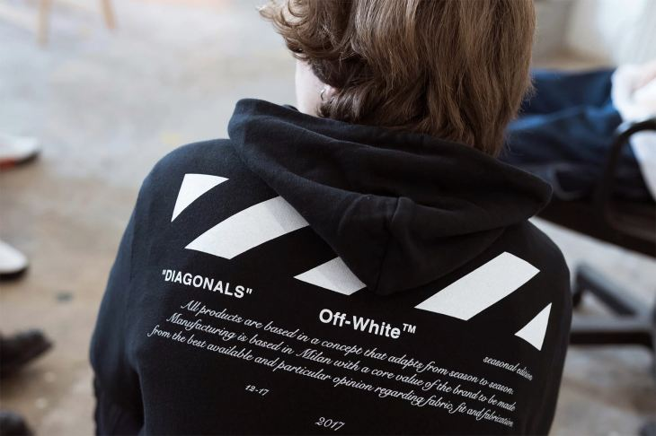 Off-White For All capsule