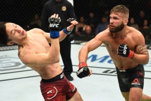 Jeremy Stephens TKOs Choi at UFC St. Louis