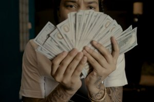 Young M.A. I Get The Bag Freestyle Video