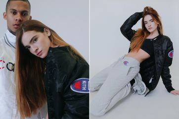 KITH x Champion collection