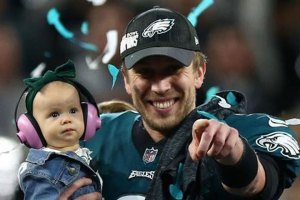 Super Bowl LII Nick Foles