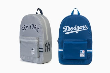 Herschel Supply for MLB Collection