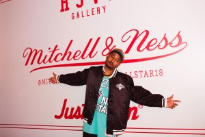 Mitchell & Ness All-Star Weekend in Los Angeles
