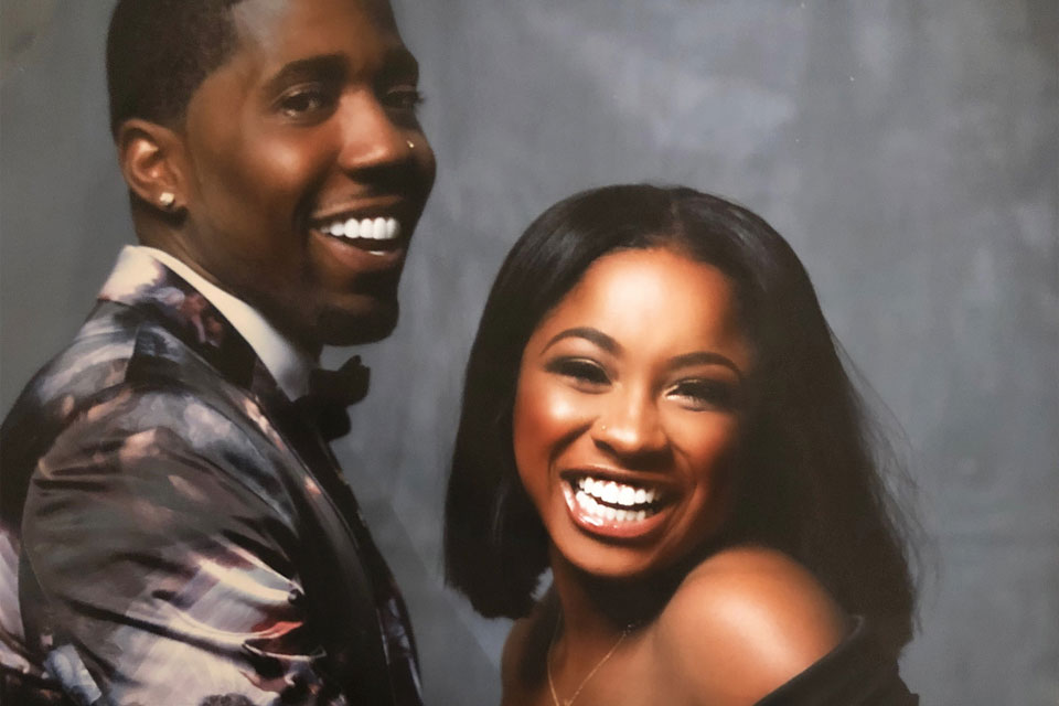 YFN Lucci & Reginae Carter Went to Prom... Sort Of