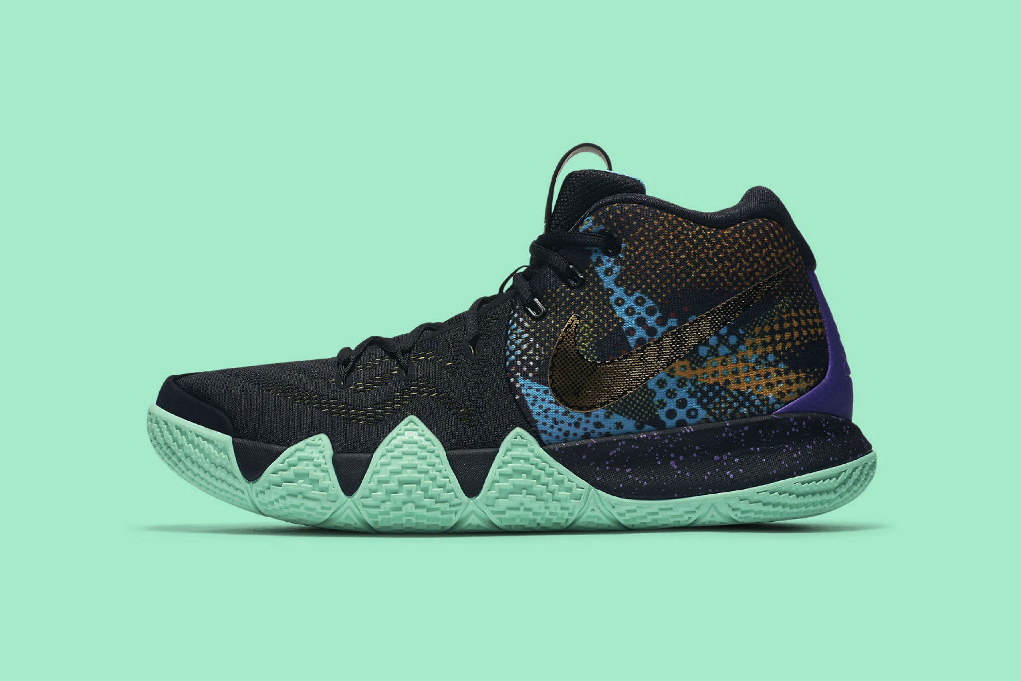 promo code 4be08 7c996 Here's the Nike Kyrie 4