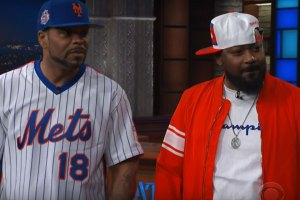 Ghostface Killah Method Man Colbert