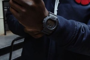 Nigel Sylvester G-Shock Stealth Military Watch