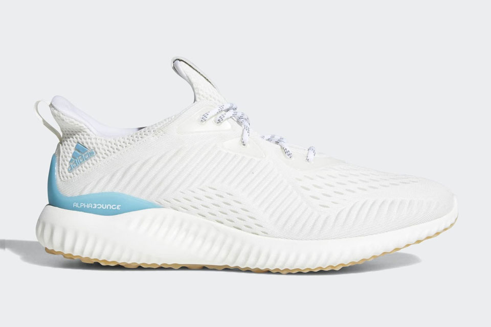 the latest fef05 a9ed3 Adidas x Parley Partner Again for