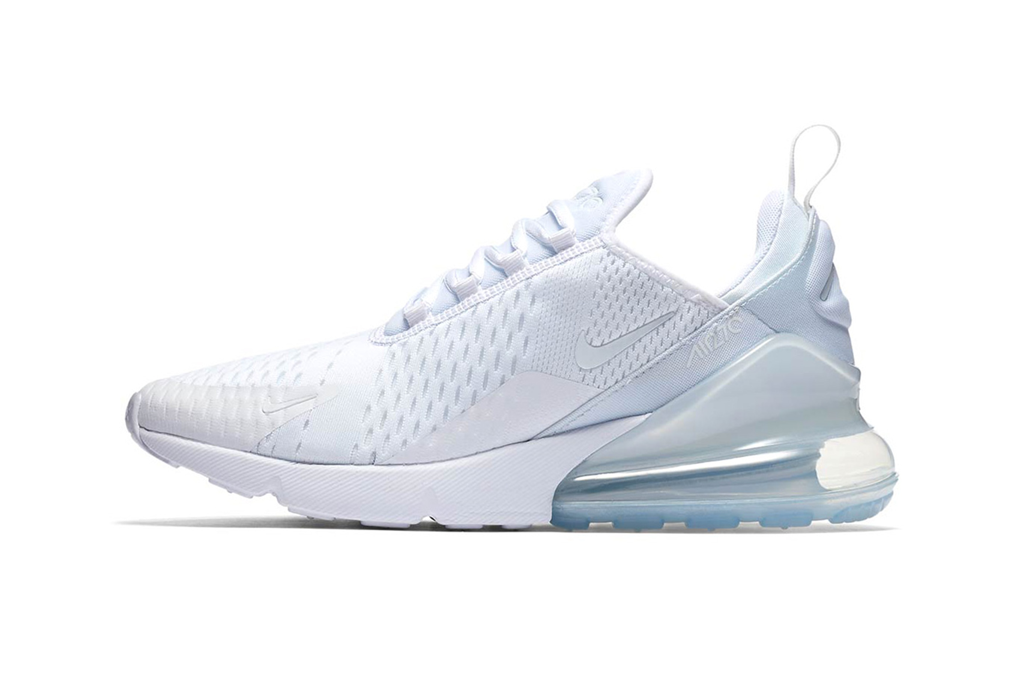 cheaper 1eff5 85e55 Nike Air Max 270 Triple White
