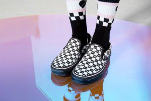 Vans x Lazy Oaf Collection