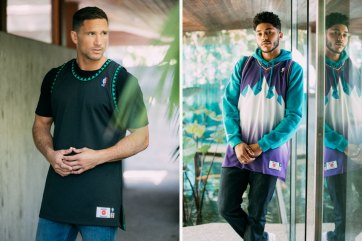 Mitchell & Ness x Just Don No Name Collection