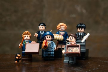 LEGO Wizarding World of Harry Potter Minifigures