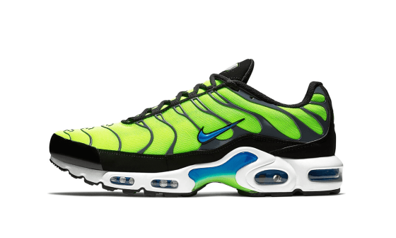 Nike Air Max Plus Scream Green