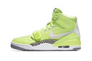 Don C x Jordan Legacy 312 Ghost Green